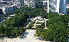 Gezi Park; Picture taken from http://galeri7.uludagsozluk.com