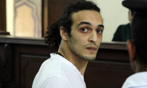 Photojournalist Shawkan who has been in prison since August 2013